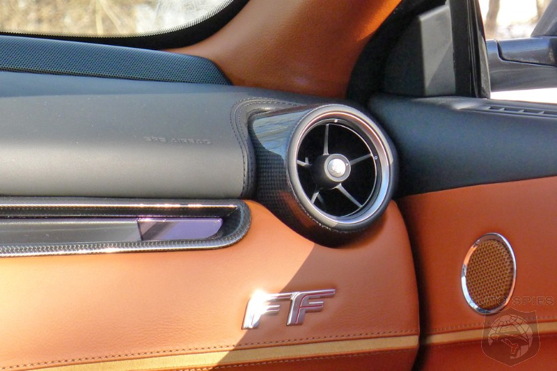 GOD Is In The DETAILS! SEE Exactly Why The Ferrari FF Features The BEST F Car Interior, Ever