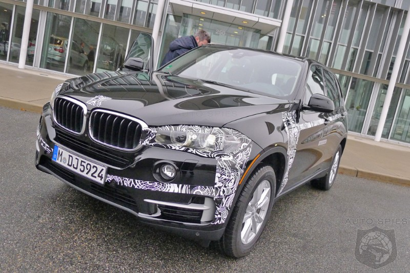 REVIEW 00R Drives A Prototype BMW X5 eDrive Is It The Plug In Hybrid YOU May Actually Want Someday