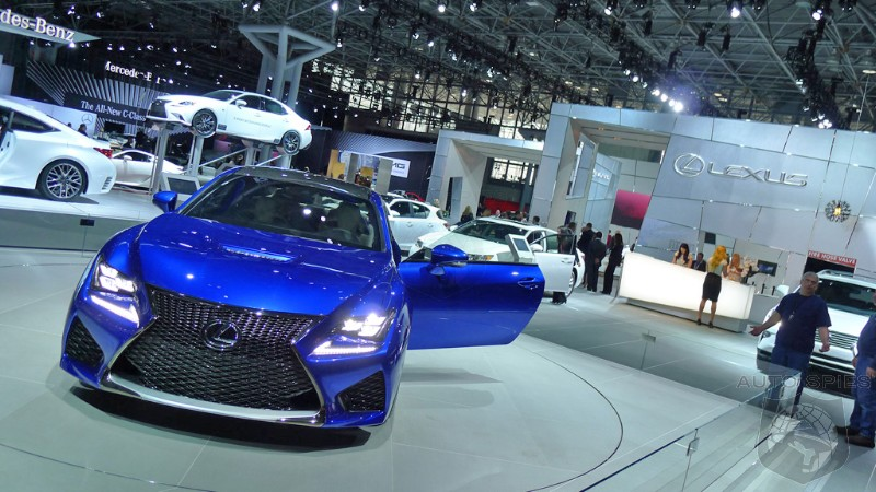 NEW YORK AUTO SHOW Day 1 Opens Up With A BANG FIRST Shots LIVE Right HERE