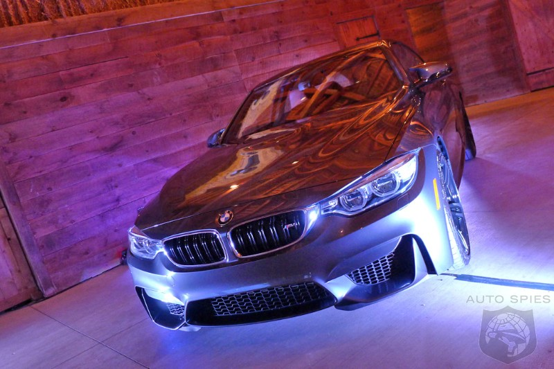 FIRST Shots From The 2015 BMW M3/M4 Launch LIVE! Have A Favorite Color?