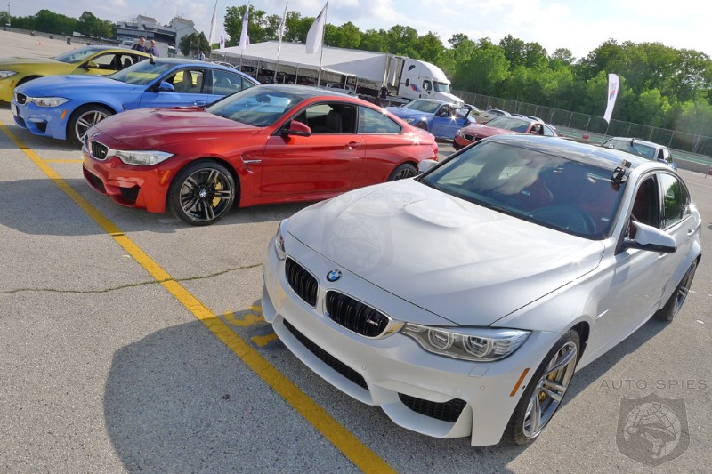 DRIVEN + VIDEO: And ANOTHER Review Of The All-New 2015 BMW M4