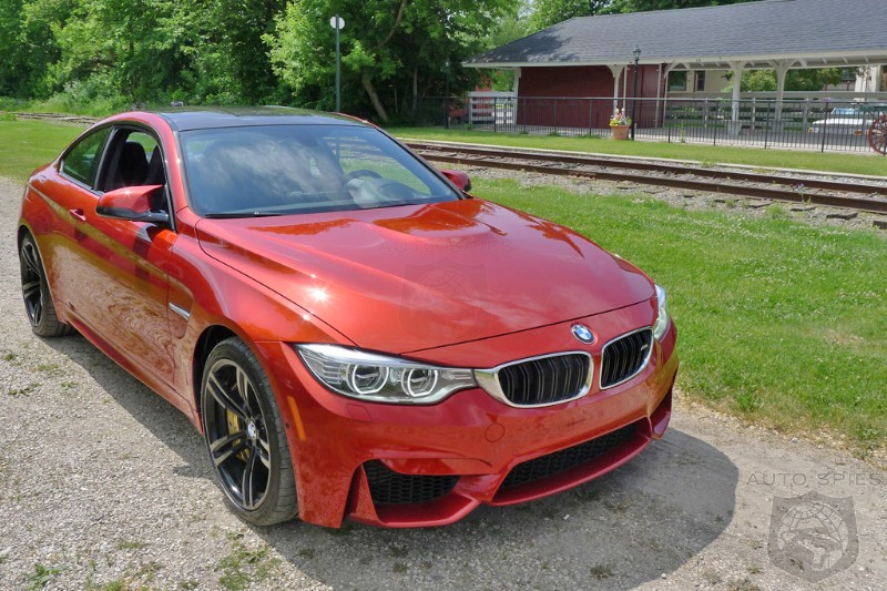 BMW M3/M4 101: EVERYTHING BMW Wants YOU To Know About Its Latest M Car INSIDE And OUT