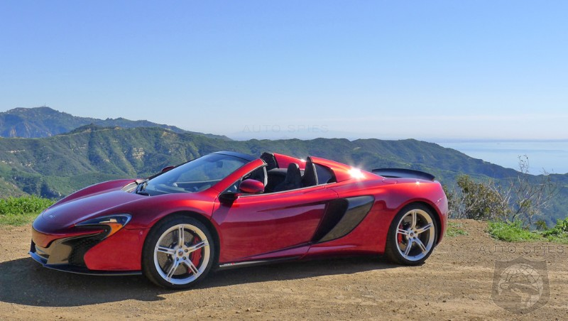 REVIEW Has McLaren Done The UNTHINKABLE And Knocked Off Ferrari 00R Drives The McLaren 650S Spider And Finds Out