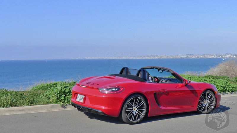 Review The Porsche Boxster Gts Is One Of The Best Porsches Ever But