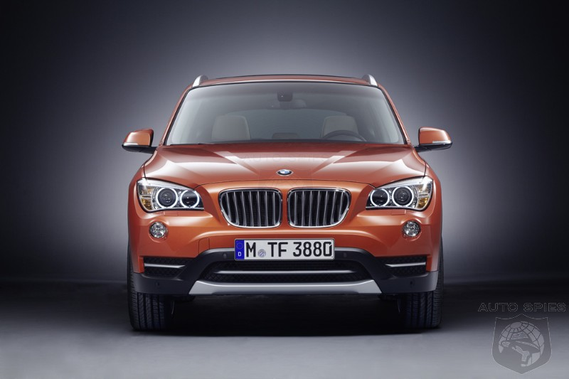 NEW YORK AUTO SHOW: Embargo Gets Broken And The BMW X1 Is A Reality - Is This What You've Been Waiting For?