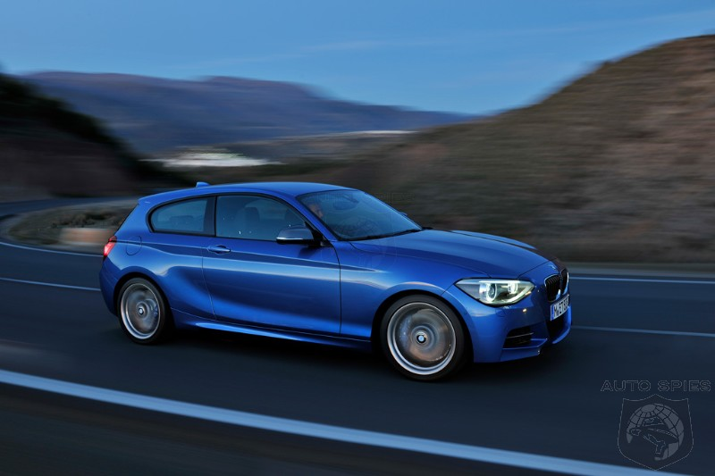 BMW Introduces The 2013 M135i Abroad, Would YOU Want To See Something Similar In The States?