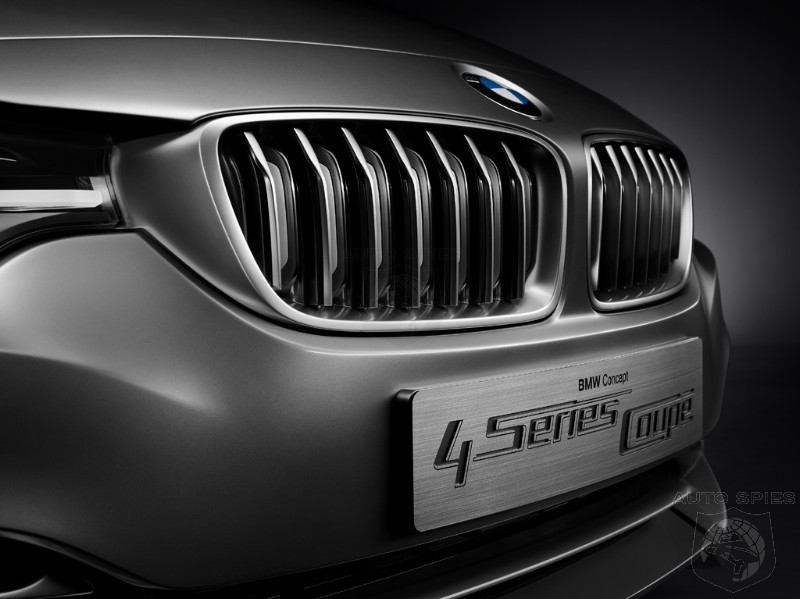 LEAKED! BMW's HOTLY Anticipated 4-Series Coupe Concept FIRST DETAILS & IMAGES LIVE!