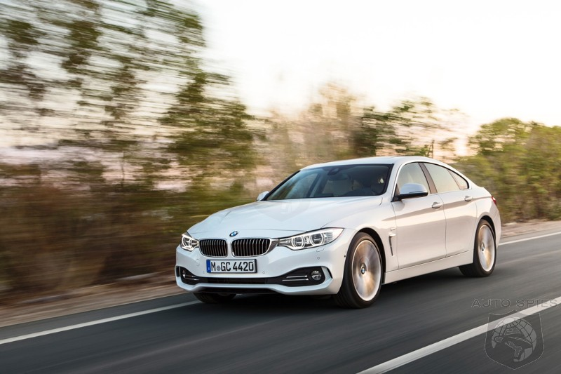 EVERYTHING You Want To Know About The All-New BMW 4-Series Gran Coupe