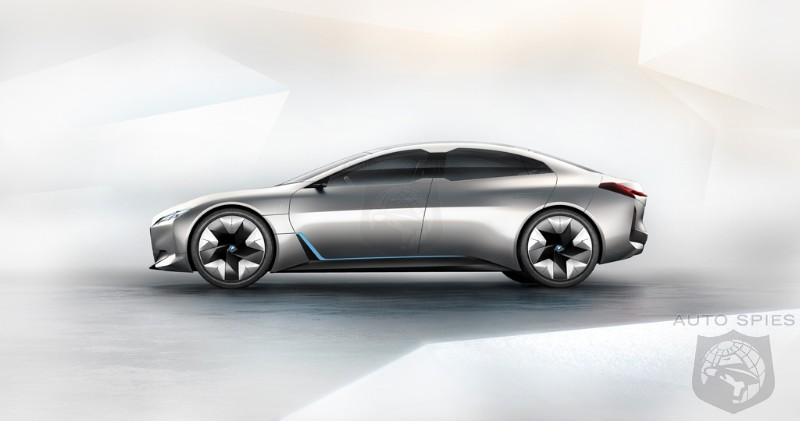 #IAA: BMW Unveils The i Vision Dynamics — Is THIS The Tesla Competitor We've Been Waiting For?