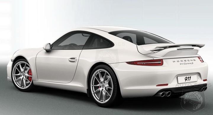 Porsche aero kit cup