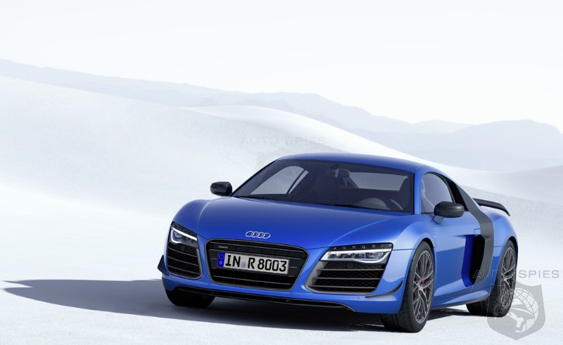 Just About EVERYTHING You Want To Know About The NEW Audi R8 LMX