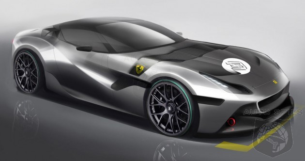 A Newly Commissioned Ferrari One-Off Is In The Works