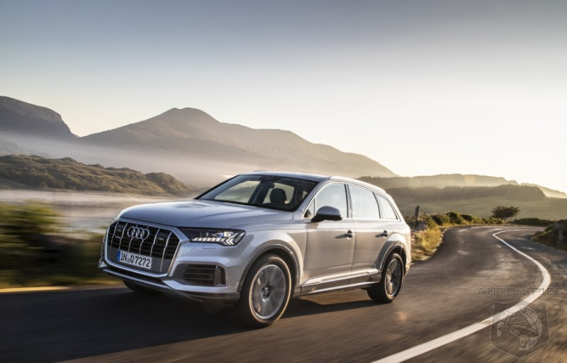 Audi Introduces A 2020 Q7 With A 4-cylinder To Serve As Its Entry Level. Is Its NEW Price Keeping YOU Interested?