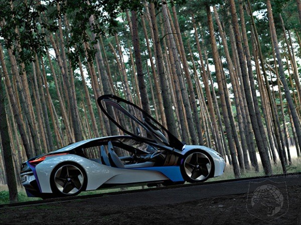 RUMOR Part II: BMW Green Lights Vision EfficientDynamics For 2013 Launch?