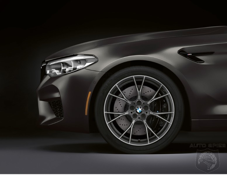 BMW LOVES GooOld! Celebrates M5's Anniversary With Edition 35 Years And INTERESTING Trim