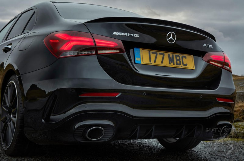 DRIVEN: Is The All-new Mercedes-AMG A35 Worth It? See WHY And WHY NOT, Now...