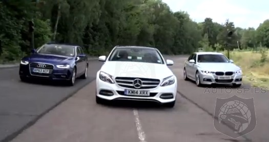 CAR WARS Entry Level Luxury SHOWDOWN WHO Takes The CROWN Amongst The Germans Audi A4 BMW 3 Series Mercedes C Class