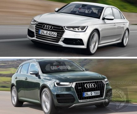 RUMOR: Audi A4 AND Q7 DELAYED AGAIN — IF True, How Much Longer Can Audi Wait?
