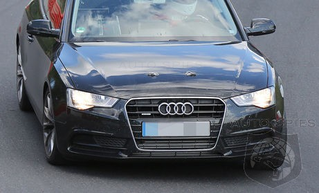 SPIED: FIRST Spy Shots Of The All-New Audi A5 Go LIVE — What Does It Need To Be Best-In-Breed?