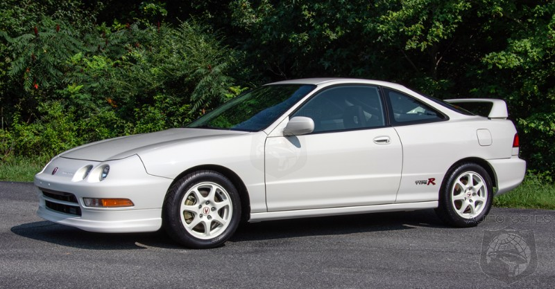 An Acura Integra Type R Just Sold For Nearly $64,000 — What Do YOU Predict The Next Cult Classic Will Be?