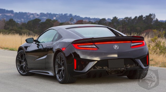 RUMOR: WHICH Would You Rather? An Acura NSX Type R Or An NSX ...