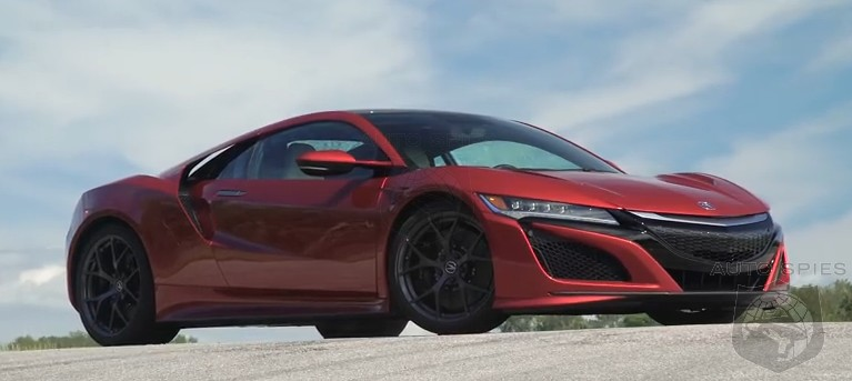 DRIVEN VIDEO So What s The REAL DEAL With The All New Acura NSX