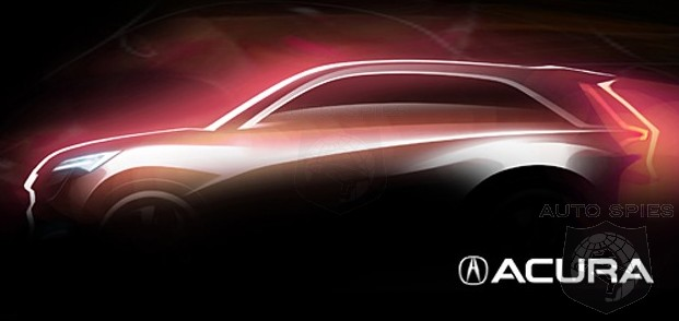 TEASED: Acura And Honda Give Us An IDEA Of What's Coming To Shanghai