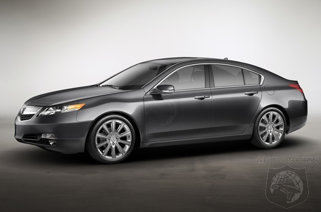 Acura Launches The Tl Special Edition For 2017 But There S One Problem What