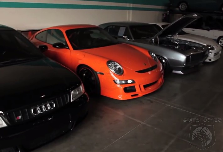 Paul Walker's Car Collection Is Up For Grabs — WHICH Car Would You Want Above All Else?