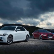 CAR WARS Does The All New Alfa Romeo s Giulia TRUMP The BMW 3 Series And Jaguar XE Let s See