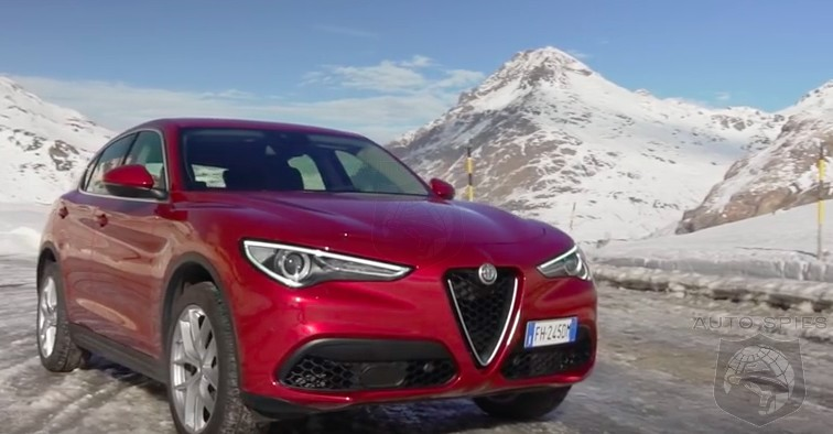 DRIVEN + VIDEO: The Alfa Romeo Stelvio Gets A Work Out On The Stelvio Pass, Sort Of. And, The Verdict Is...