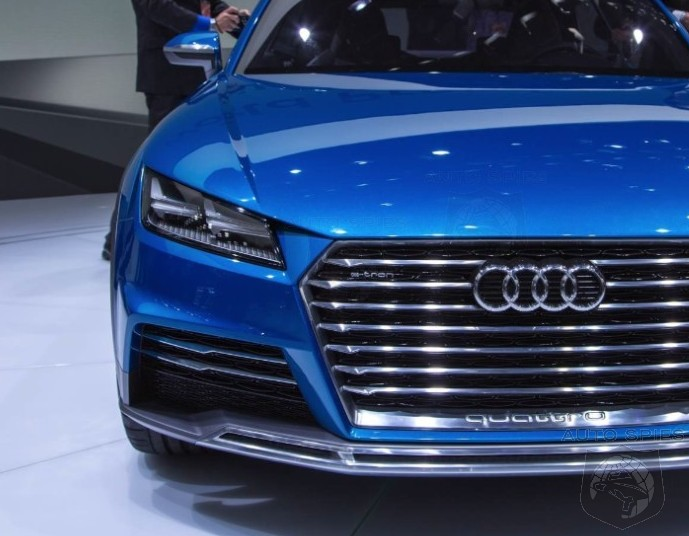 DETROIT AUTO SHOW: Audi Takes The Wraps Off Its Allroad Shooting Brake — Is It Really The Next-Gen TT In Disguise?