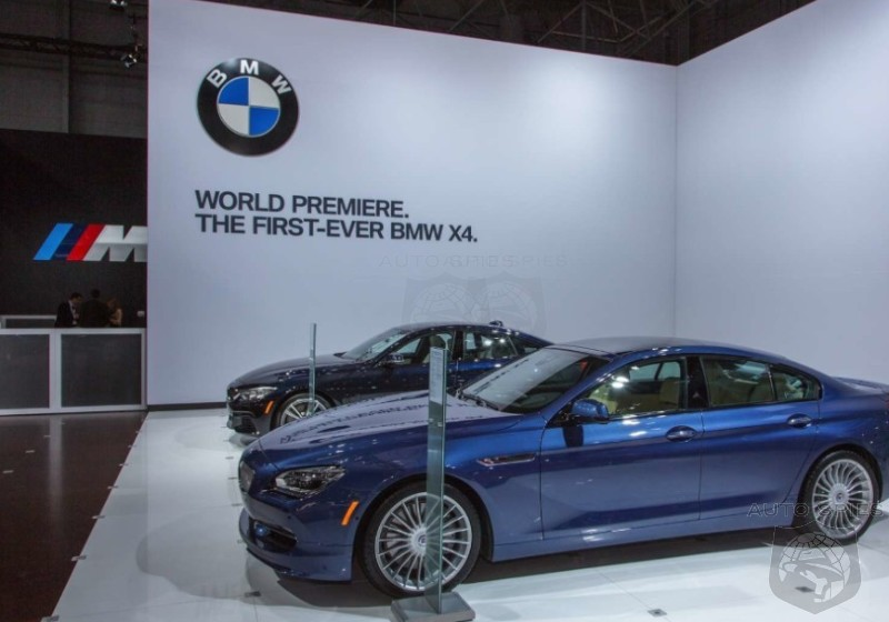 NEW YORK AUTO SHOW: Did Alpina Just Show Off The BEST LOOKING Alpina EVER?