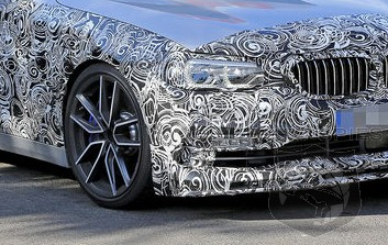 SPIED: BMW Just Delivered The 2017 5-Series' Goods, Now See The ALPINA B5 For The FIRST Time!