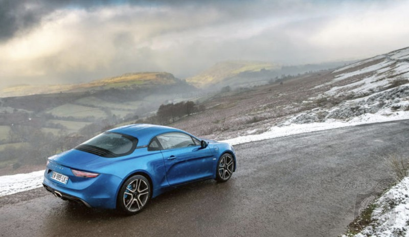 DRIVEN: So, What's The Alpine A110 REALLY Like? Some Say The McLaren F1, Audi Quattro, Dino 246 GT, Porsche 911