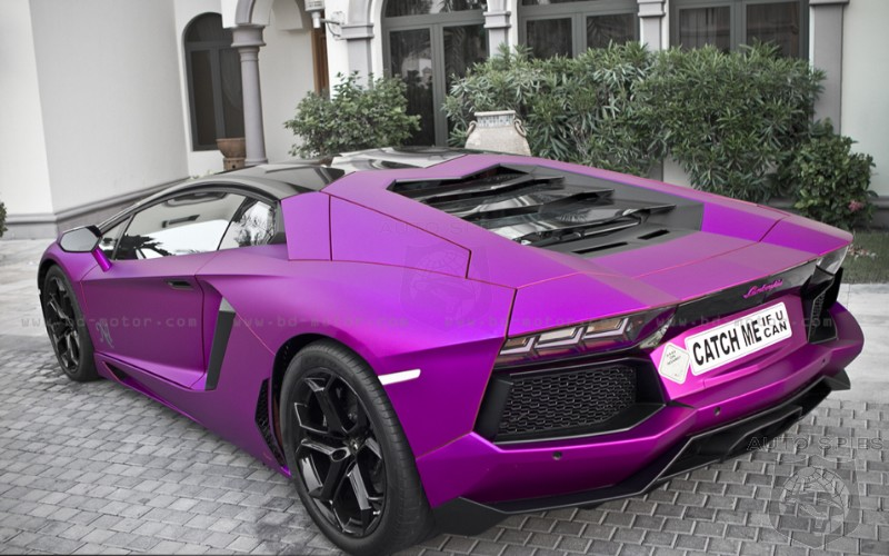 Awesome Or Awful Is It A Bit Overkill To Have A Matte Purple