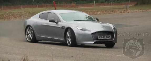 VIDEO + REVIEW: FIRST Video Review Of Aston Martin's NEW Rapide S