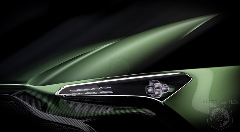 GENEVA MOTOR SHOW Aston Martin Shows Off The Vulcan May Give 918 LaFerrari P1 Track Day Problems