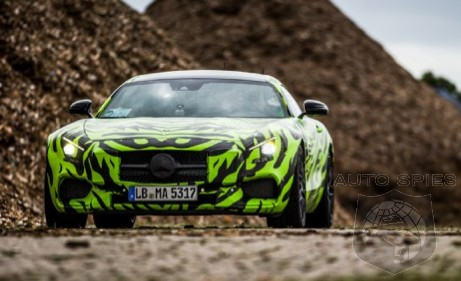 FIRST Impressions + NEW Details About The Mercedes-Benz AMG-GT! Base Model Gets 462 HP