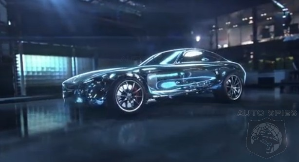 VIDEO: EVERYTHING Mercedes-Benz Wants YOU To Know About The AMG GT's All-New V8 Engine