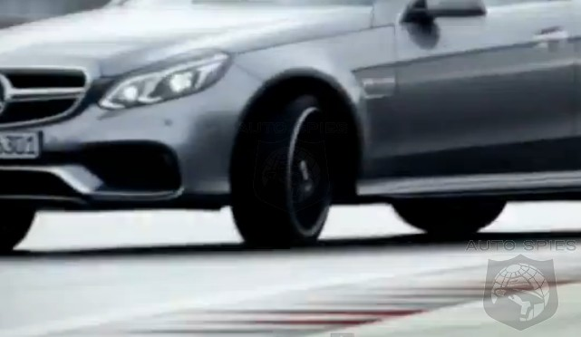 VIDEO: FIRST Look At The 2014 Mercedes-Benz E63 AMG Displaying Its Two-Sided Nature
