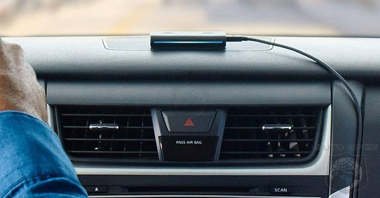 Amazon Debuts Echo Auto — Do You NEED One For Your Ride Or Is This Just Silly?