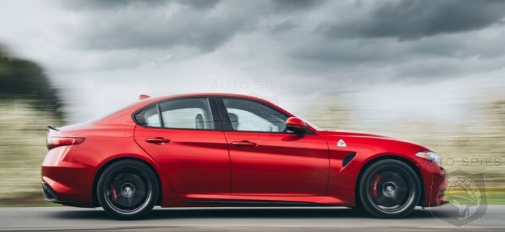 Same Ol Same Ol Or Did THIS Alfa Romeo Quadrifoglio NOT Get A Fair Shake