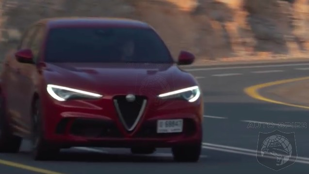 DRIVEN + VIDEO: Move Over Macan, The Alfa Romeo Stelvio Quadrifoglio May Have Just Usurped You...