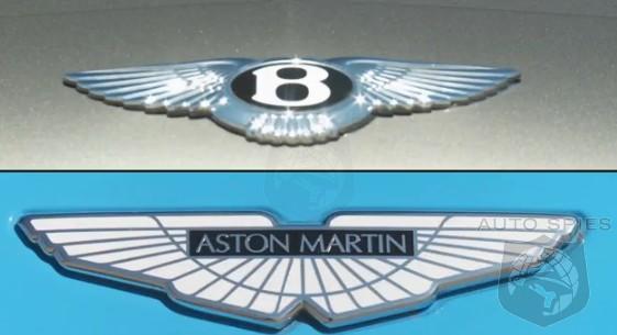 Car Wars A British Beat Down Aston Martin Vanquish Vs Bentley