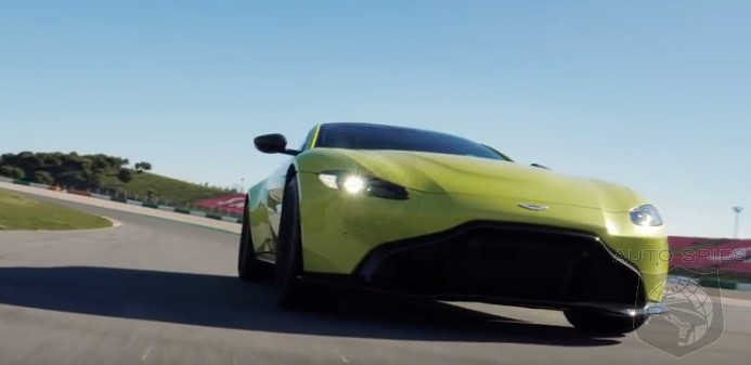 DRIVEN + VIDEO: Does Aston Martin's All-new Vantage Unseat The MIGHTY Porsche 911?