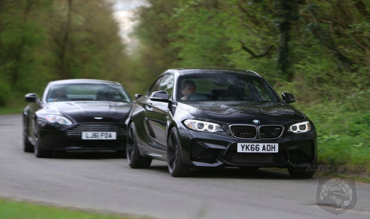 CAR WARS! USED vs NEW Edition: 2011 Aston Martin V8 Vantage Vs  2017