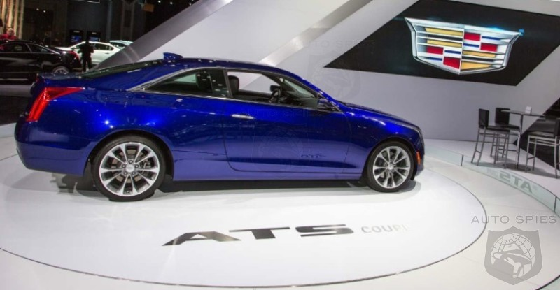 NEW YORK AUTO SHOW STUD or DUD Is The Cadillac ATS Design SLICK and SEXY or DULL And LACKING PERSONALITY