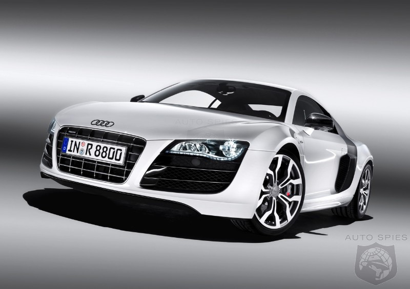 Have You Noticed That MOST Of The Hot Future Cars ALL Resemble The - Audi future cars