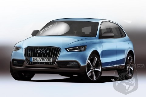 RENDERED SPECULATION: If Audi Debuted An MPV That Looked THIS Good, Would YOU Be Interested?